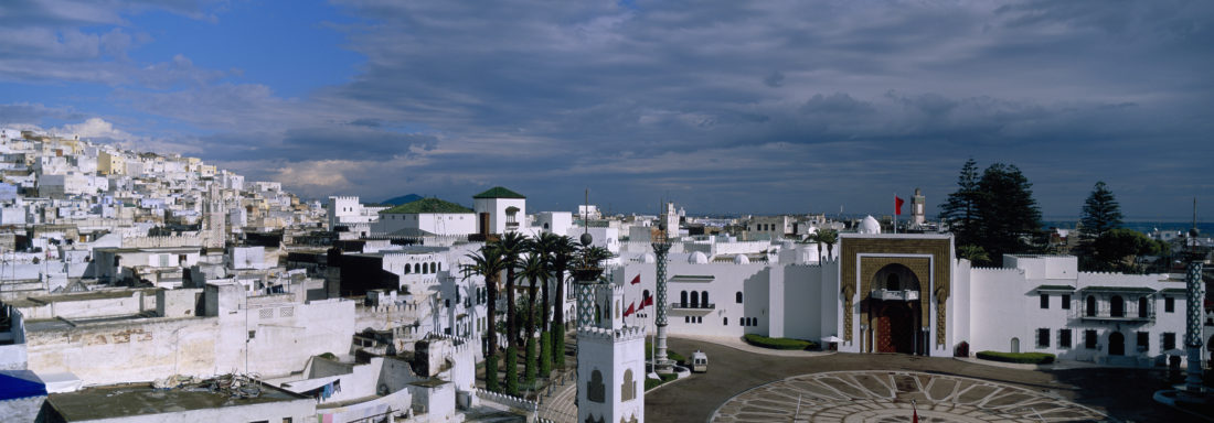 Included by National Geographic in the list of cities to be visited in 2018: Tétouan, the white city of Rif