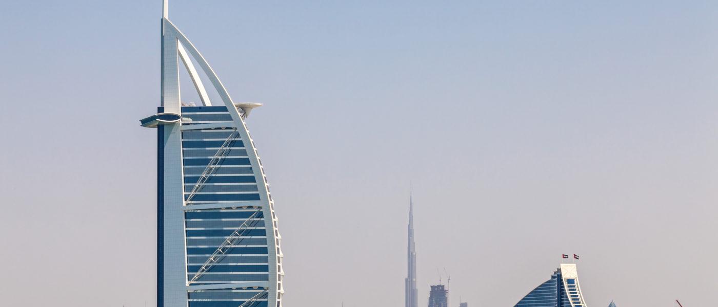 Dubai, sole d'inverno e divertimento per le famiglie