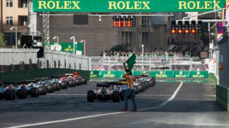 BAKU si prepara ad accendere i motori della Formula 1!!!