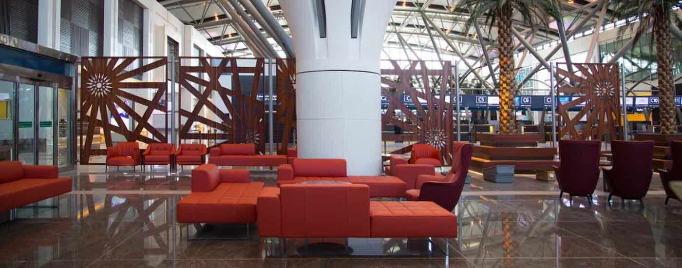 20 marzo, l'Oman inaugura il suo  nuovo aeroporto internazionale a Muscat