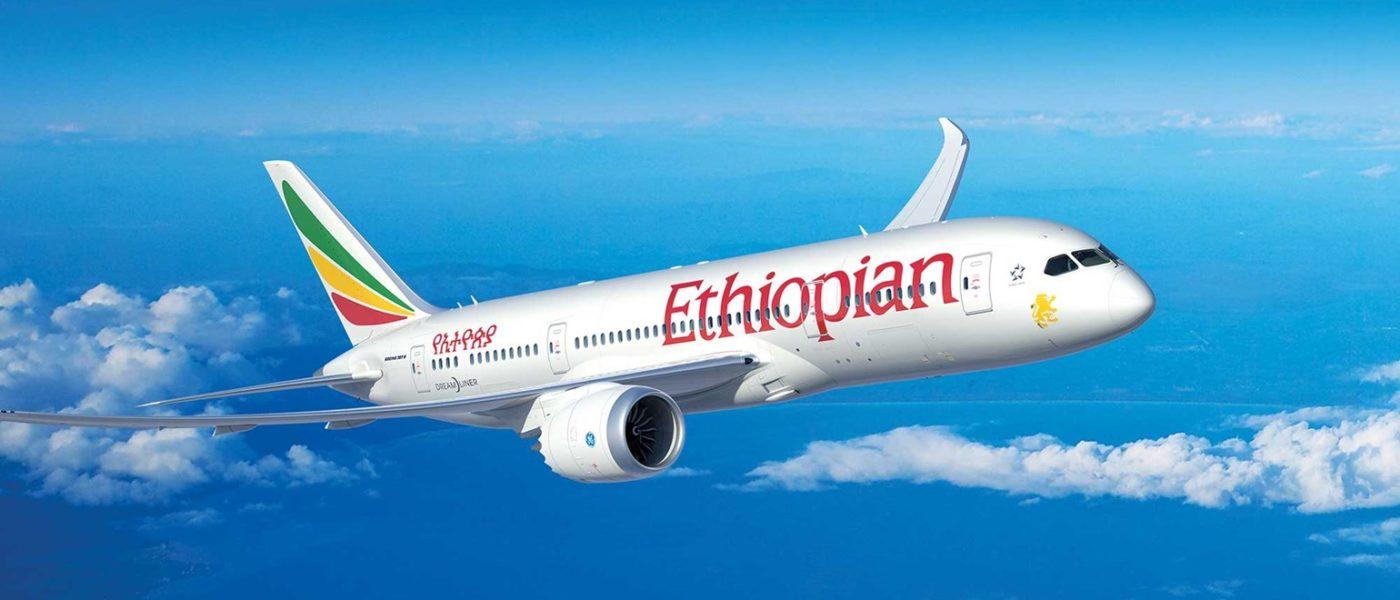 Ethiopian collega Nosy Be 3 volte la settimana