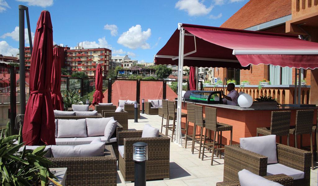 Nuovo hotel nel cuore di Antananarivo