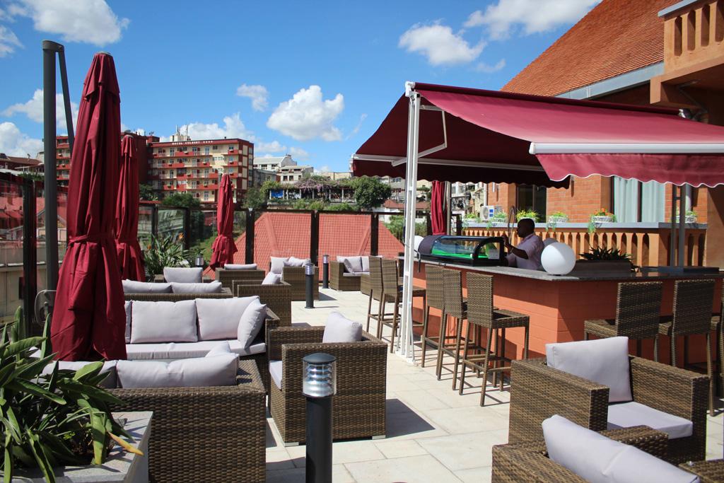 New hotel in the heart of Antananarivo