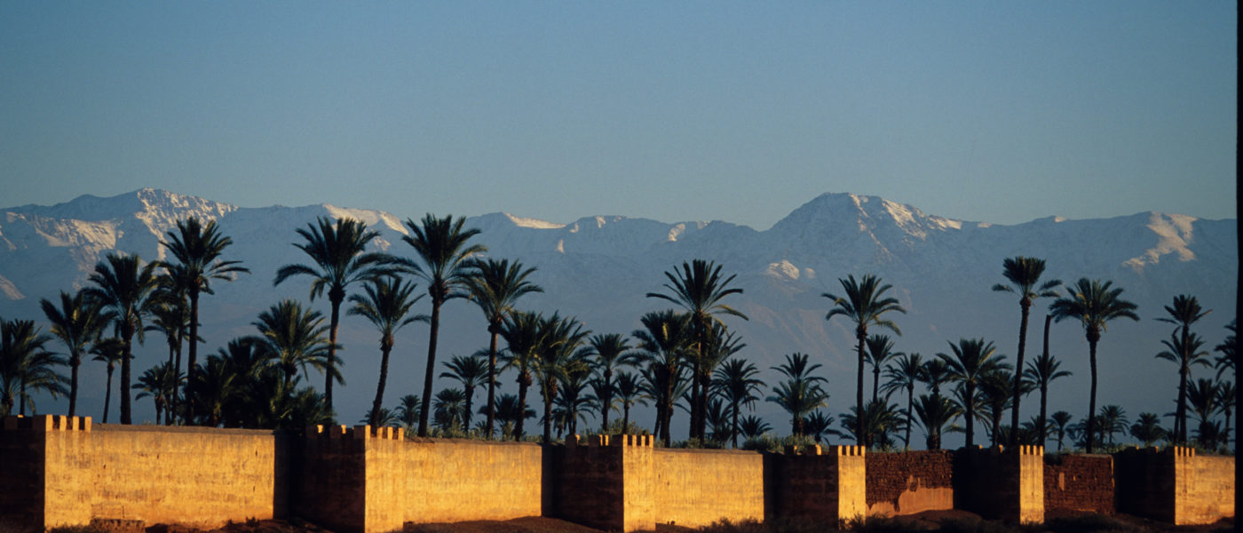 A few hours flight from Italy, Marrakech is one of those evergreen destinations where, thanks to the mild climate, you can visit it at any time of the year