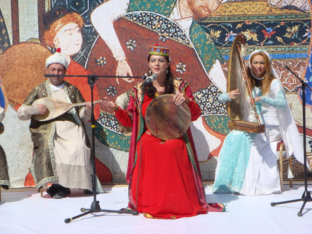 In the heart of the world, at the crossroads between Europe and Asia, AZERBAIJAN is preparing for an autumn full of cultural events and festivals worthy of a season to be experienced