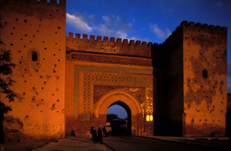 Meknès nelle prime 10 città del mondo da visitare  nel 2019 secondo  Lonely Planet