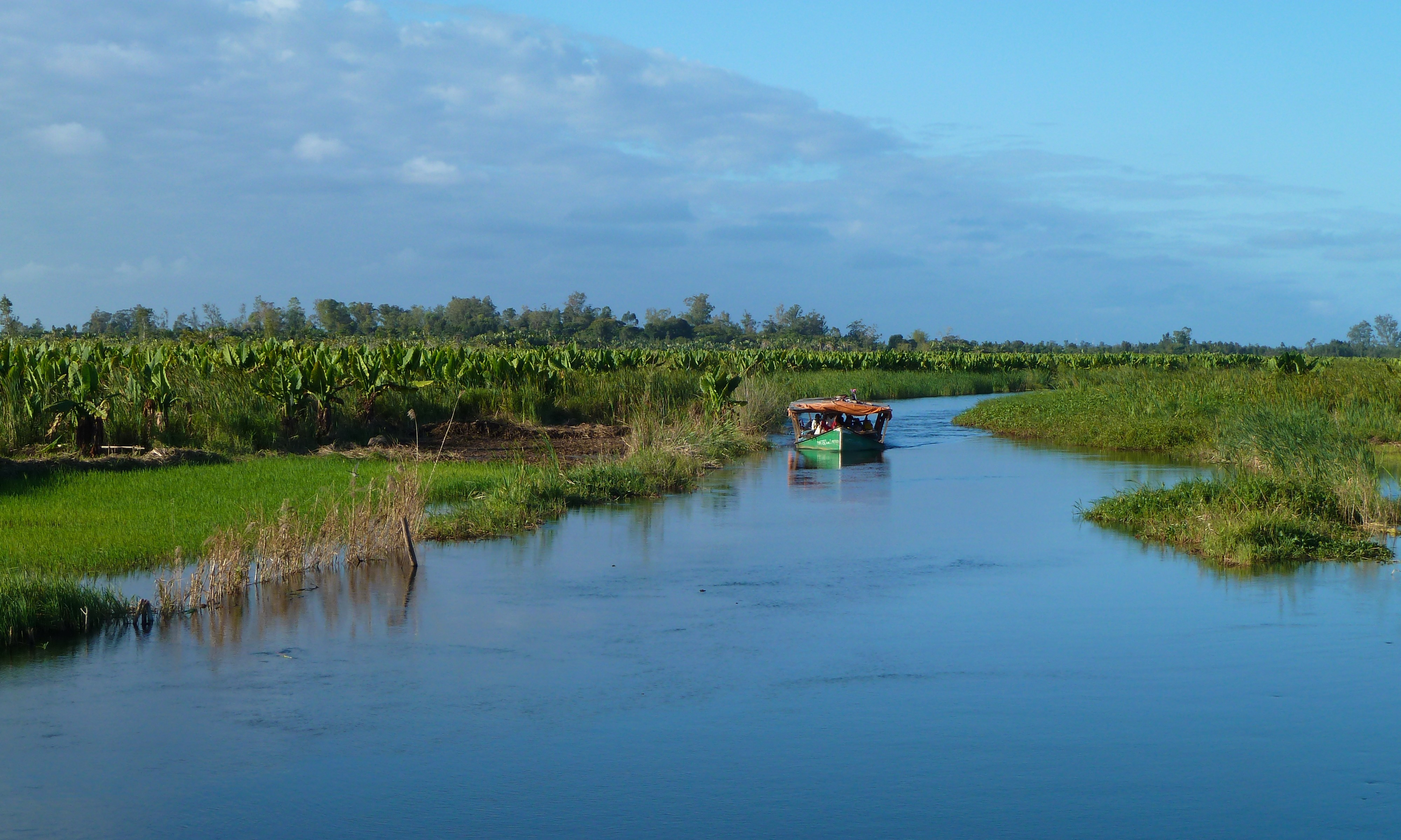 Madagascar with a thousand facets, discovering the Panganales canal