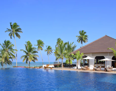 The Residence Zanzibar, among the best resorts in Tanzania