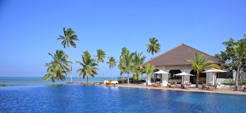 The Residence Zanzibar, among the best resorts in Tanzania