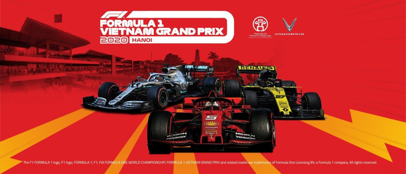 FORMULA 1® has officially announced schedule of Formula 1 2020