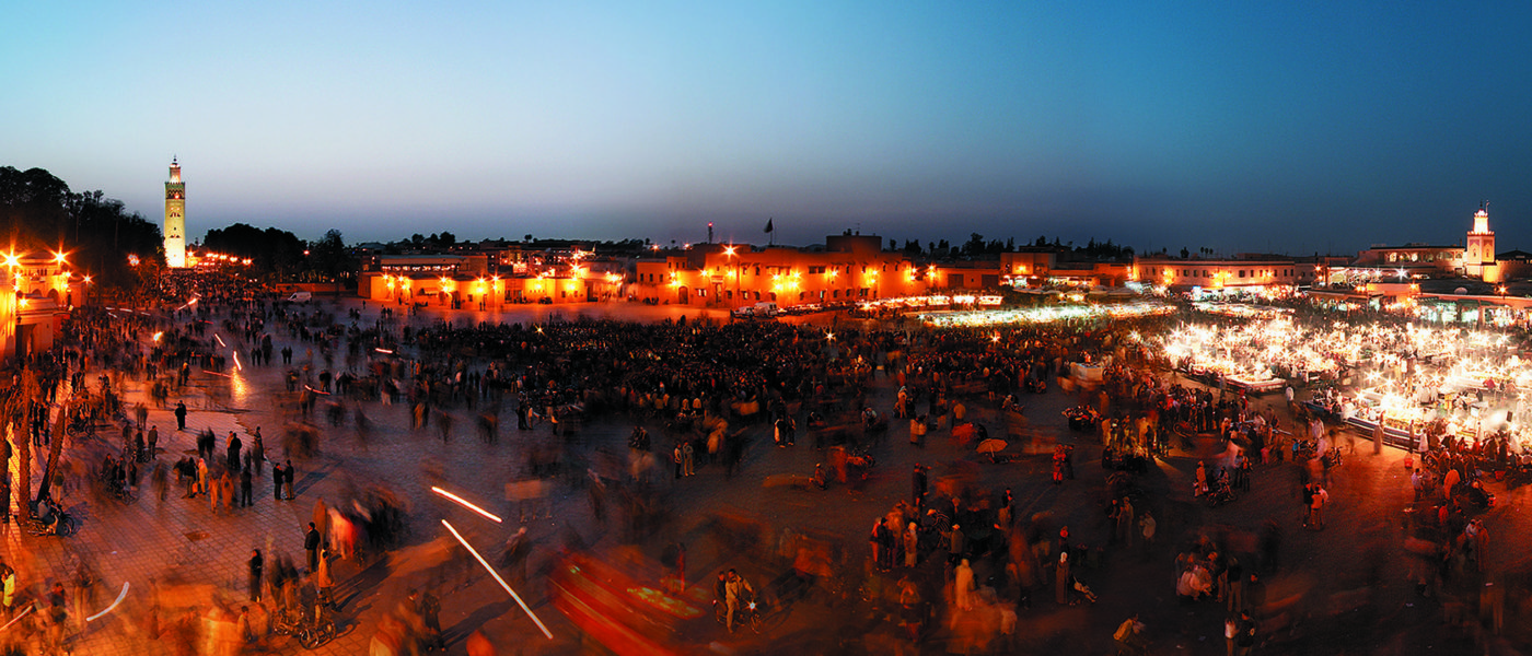 Marrakech will be the first Capital of Culture in Africa in 2020