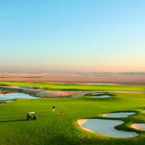Pro-Am The Residence Tunis: 5-star golf and relaxation