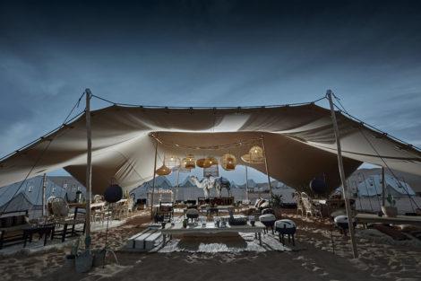 Luxury Desert – Comfort in the dunes