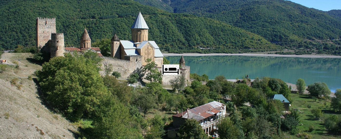 Georgia – Caucaso