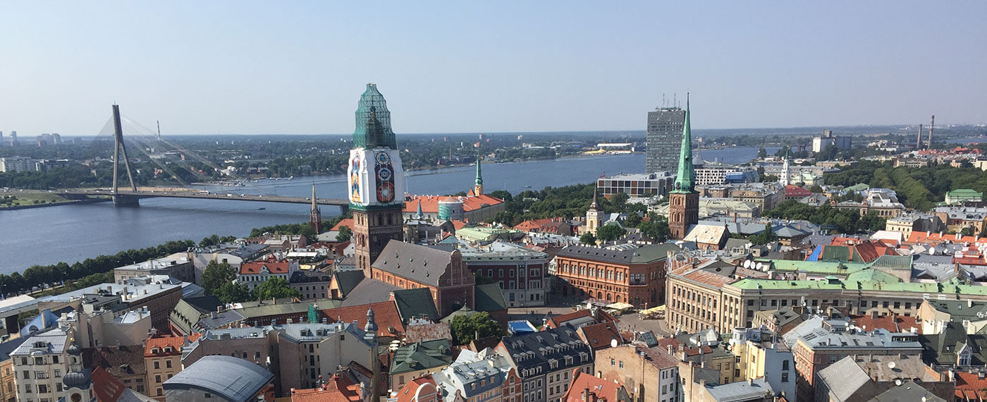 Riga – Paesi Baltici