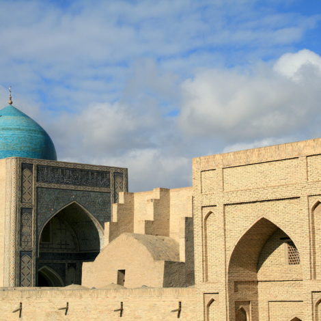 Central Asia – The Silk Road