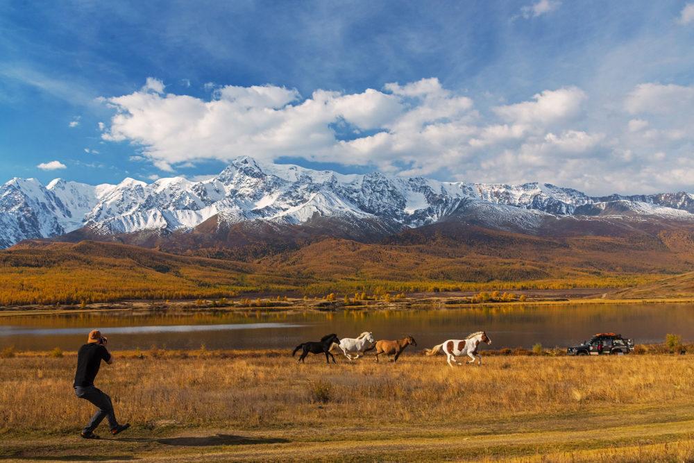 SIBERIA Occidentale – La Repubblica di Altai