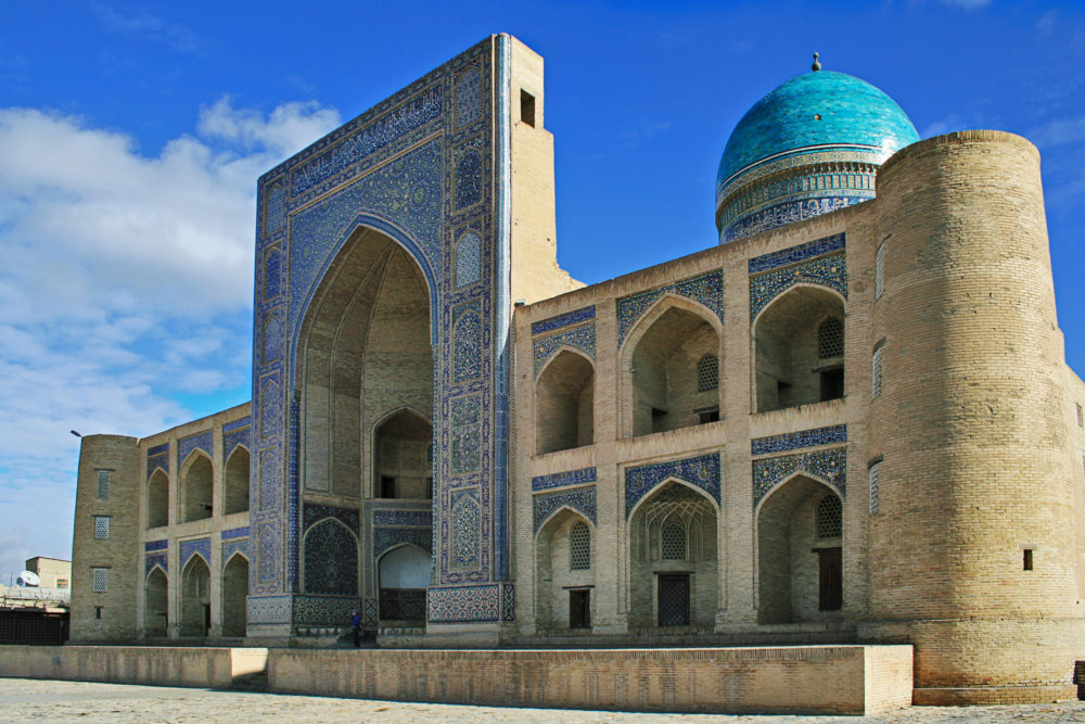 UZBEKISTAN – The Silk Road
