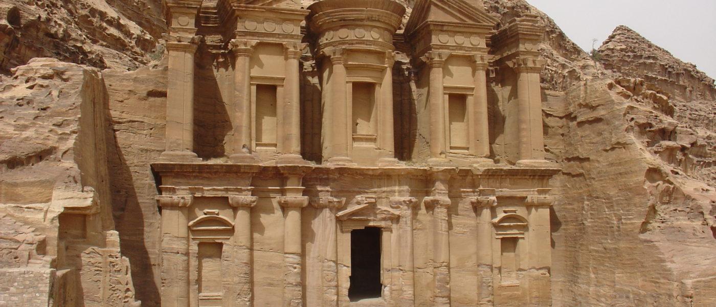 GIORDANIA – La scoperta di Petra