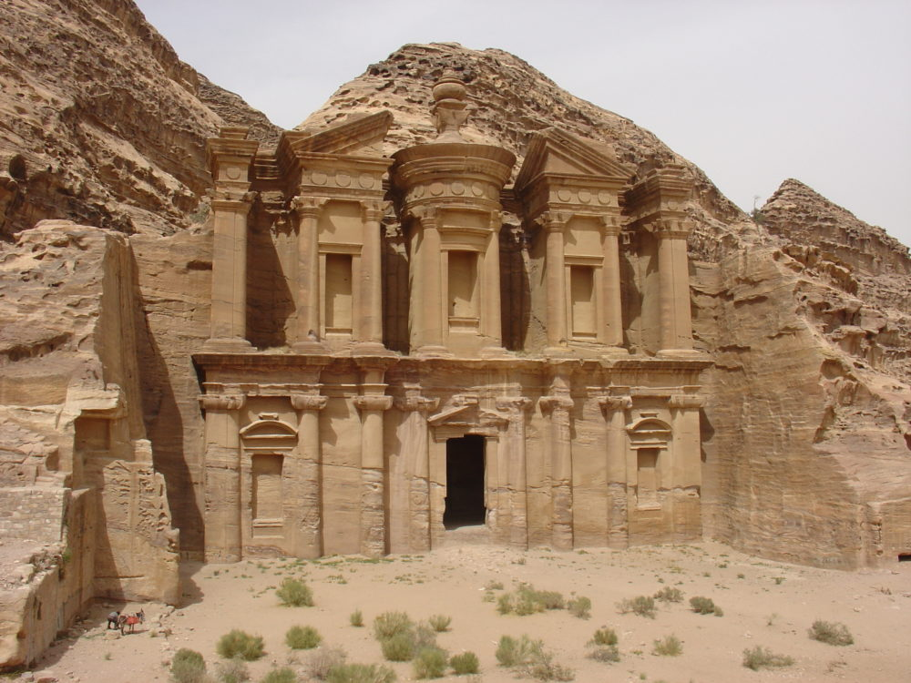 JORDAN – The discovery of Petra