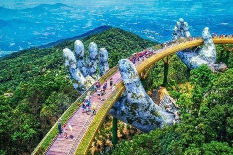 VIETNAM – THE GOLDEN BRIDGE
