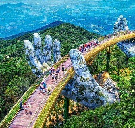 VIETNAM – IL GOLDEN BRIDGE