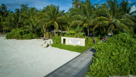 MALDIVES – The Residence Dhigurah, an eco-sustainable resort