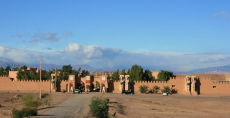Do you know that Morocco was the set of numerous Kolossal?