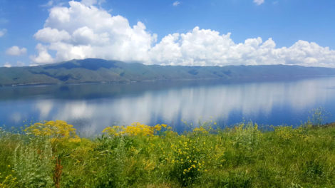 ARMENIA – Lake Sevan