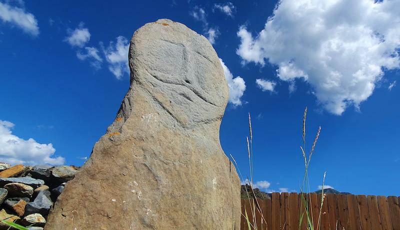 ALTAI (Siberia Occidentale) – Gli Idoli di pietra
