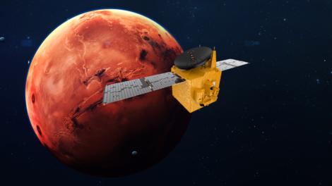 "UNITED ARAB EMIRATES – ""HOPE"" space mission"